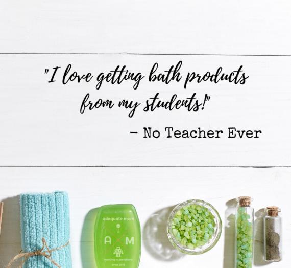 What a teacher wants